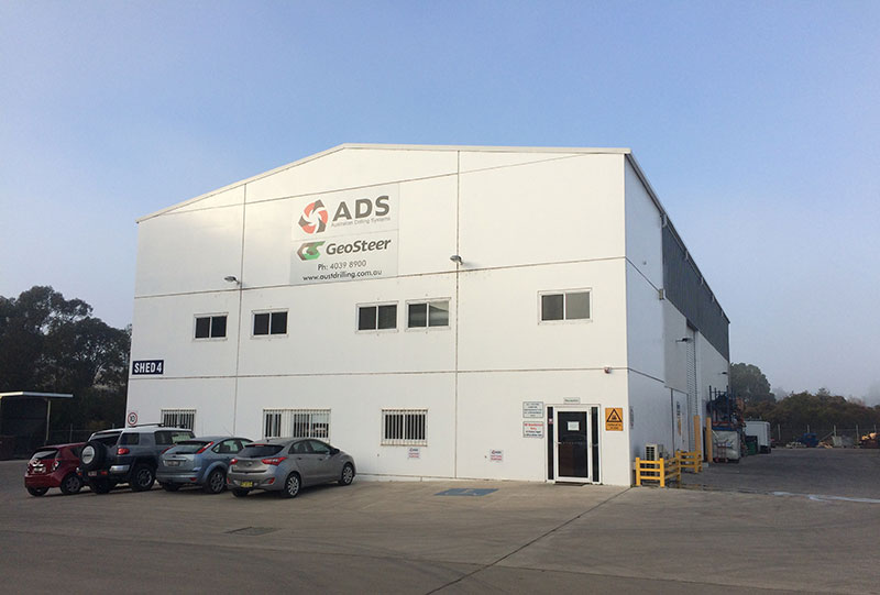 ADS build and maintenance facility